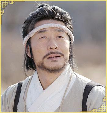 アモゲ役-キム・サンジュン
