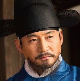 ハン・ギュホ役-チョン・ノミン