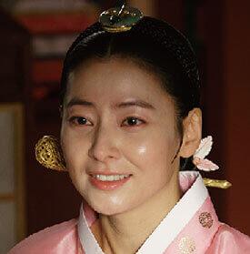 ヨンピン役-チェ・ジナ