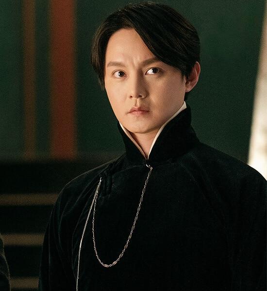 商細蕊(シャン・シールイ)役-イン・ジョン