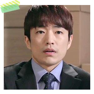 ハン・ドンフン役-チョン・ムンソン