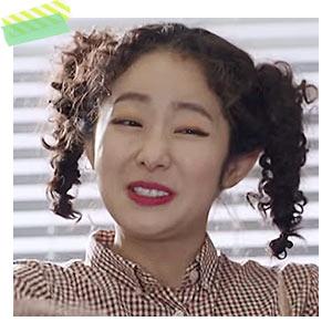 オ・グァンスク役-イム・ファヨン