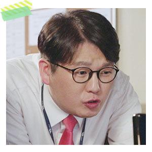 イ・ジェジュン役-キム・ガンヒョン