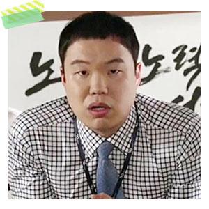 ウォン・ギオク役-チョ・ヒョンシク
