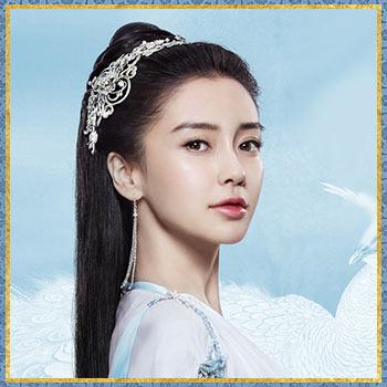 白娉婷(はくへいてい)役-アンジェラベイビー