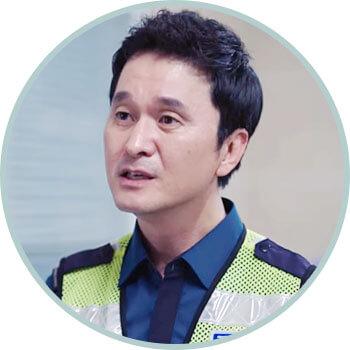 ウン・ギョンモ役-チャン・ヒョンソン
