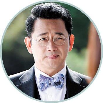 チョ・ガプス役-チョン・グァンリョル