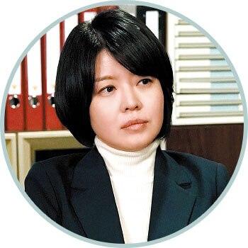 ミン・ジスク役-キム・ヨジン