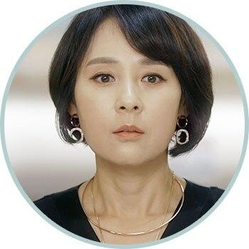 コ・ジェスク役-チョン・ミソン