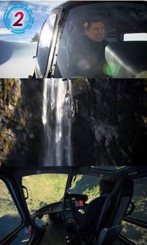 -2000時間もの訓練を経てヘリ操縦免許取得!命がけ激突寸前、雪山でのスパイラル飛行
