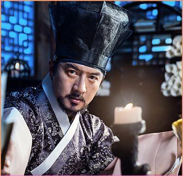 ユン・ウォニョン役-チョン・ジュノ