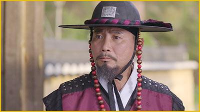 -3.捕盗庁の部将ヤン・ドング役を演じた彼は実は!