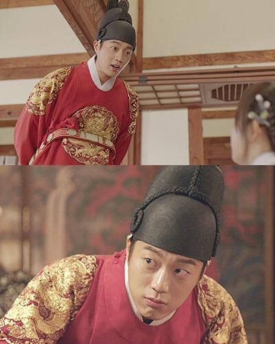 世宗大王-ユン・ドゥジュン