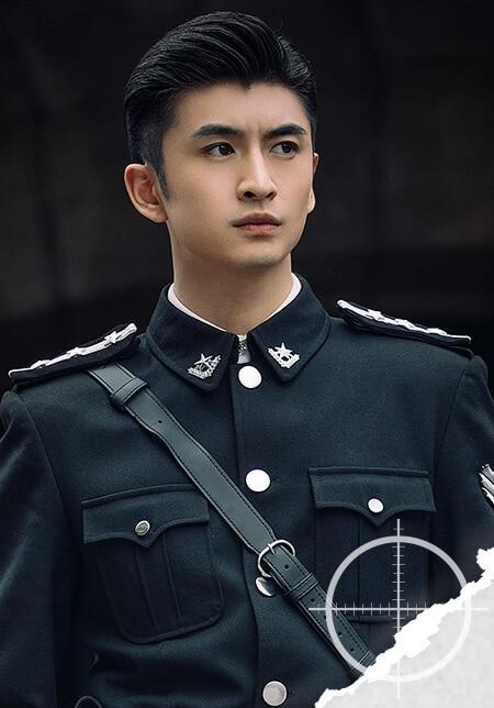 喬楚生(チアオチューション)役-チャン・ユンロン