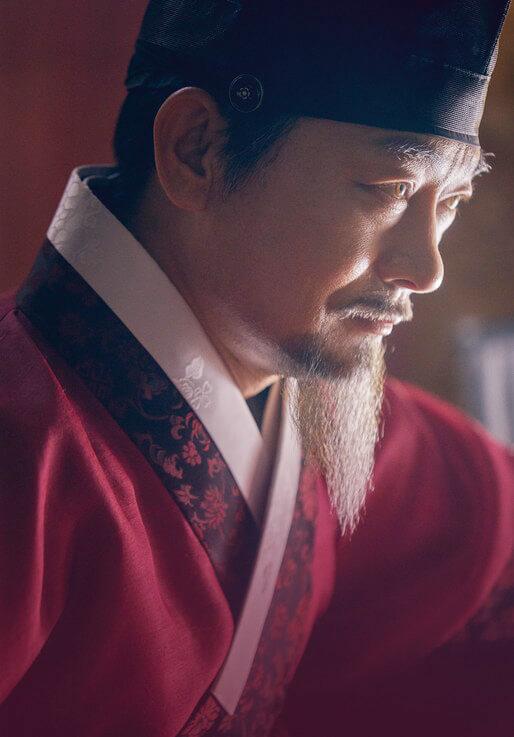 キム・チャオン役-チョ・ソンハ