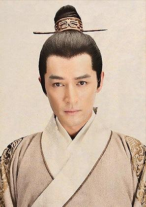 梅長蘇(ばいちょうそ)役-胡歌(フー・ゴー/Hu Ge)