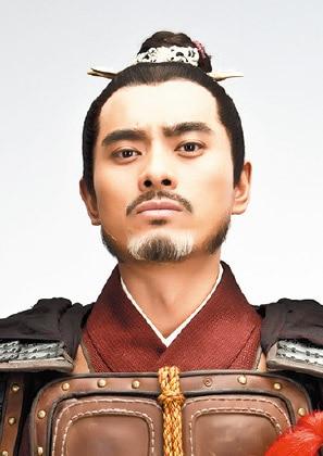 蒙摯(もうし)役-チェン・ロン(陳龍/Chen Long)