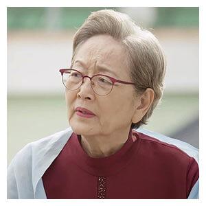 チェ・イルスン役-キム・ヨンオク