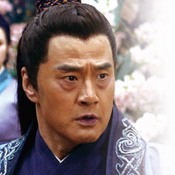趙安(ちょうあん)役-ユー・ロングァン
