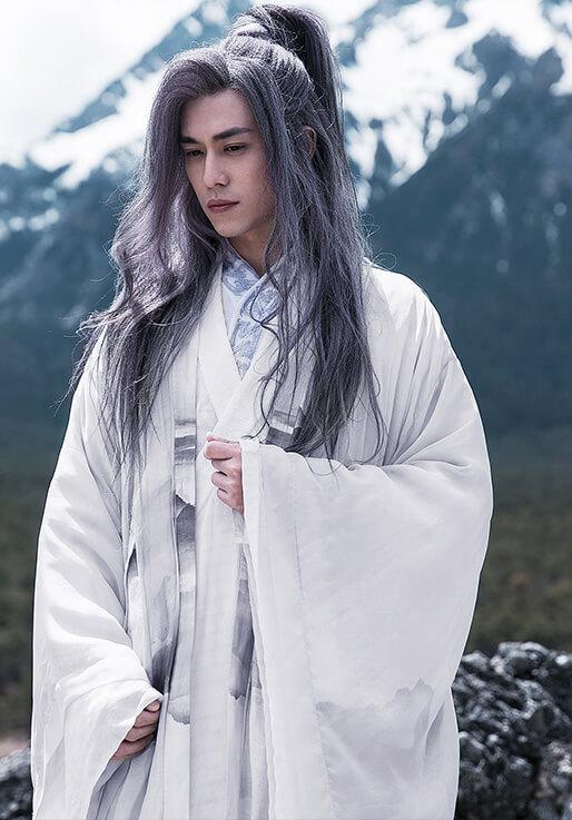薬塵(やくじん)役-バロン・チェン(陳楚河)