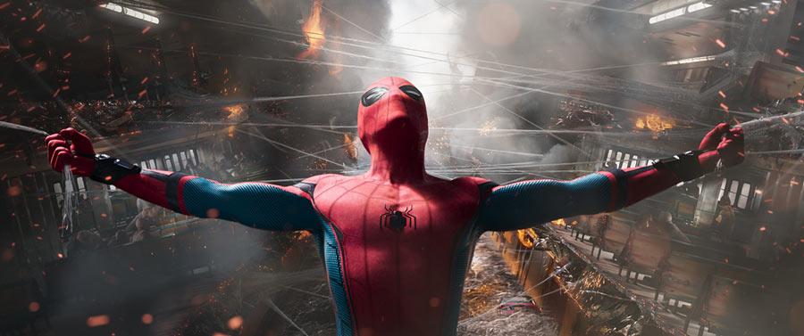 スパイダーマン:ホームカミング画像1