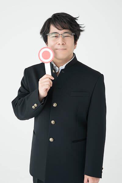 中澤藤一郎(なかざわ とういちろう)役-角田貴志(ヨーロッパ企画)