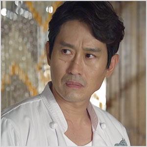 チャン・ドンス役-チョ・ヒボン