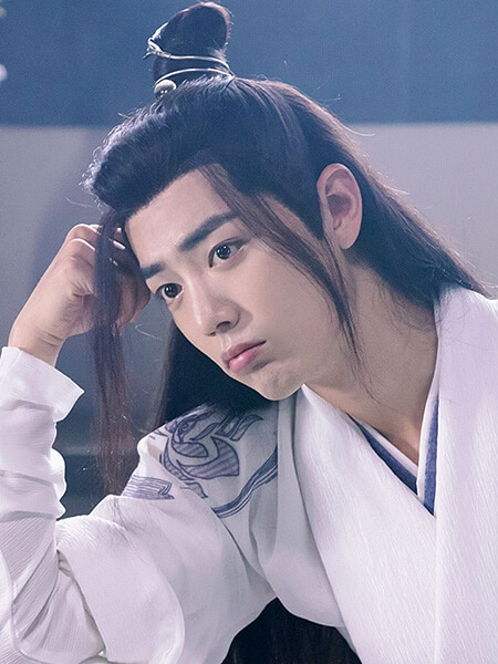 魏無羨(ウェイ・ウーシエン)=魏嬰(ウェイ・イン)役-シャオ・ジャン(肖戦)
