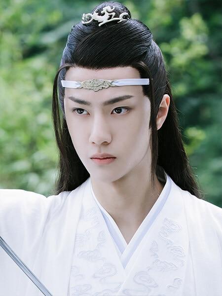 藍忘機(ラン・ワンジー)=藍湛(ラン・ジャン)役-ワン・イーボー(王一博)