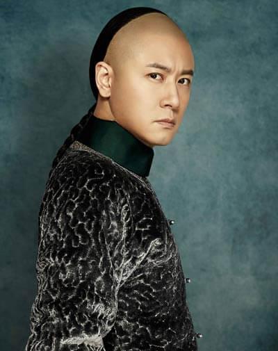趙白石(ちょうはくせき)役-レン・ジョン