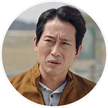 チョン・ソンシク役-チョ・ヒボン