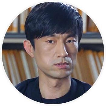 クァク・テヒ役-キム・ビョンチョル