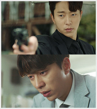-2.相棒役には「いとしのクム・サウォル」ユン・ヒョンミン!