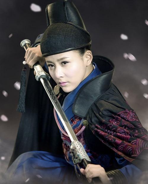 姫瑶花(き・ようか)-ジア・チン