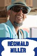 レジー・ミラー(Reginald Miller)