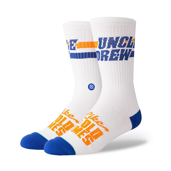 """STANCE(スタンス)Uncle Drew """"LIKE OLD TIMES"""" ソックス"""