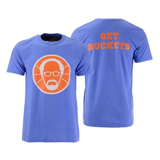 Retro Brand アンクル・ドリュー Get Buckets Tシャツ ブルー