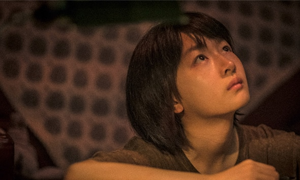 チェン・ニェン役 チョウ・ドンユイ